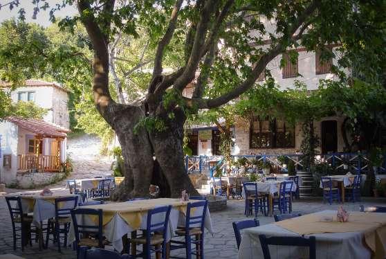 Former Restaurant Andreas