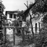 Kazaviti, Thassos island Greece 1973. House Zografou