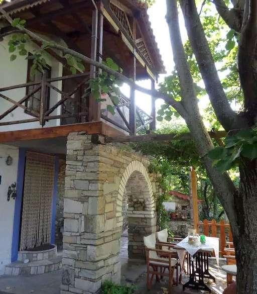 Ferienhaus Kazaviti Thassos > Haus Rodia Von Privat Zu